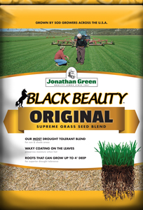Black Beauty® Grass Seed | Jonathan Green