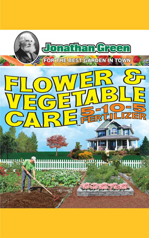 Flower & Vegetable Care 5-10-5