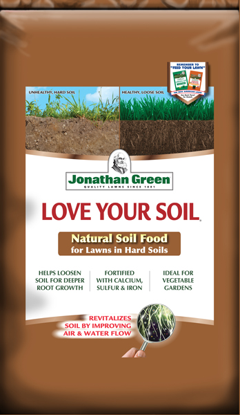 Your Soil's Health | Jonathan Green