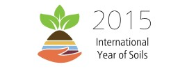 year of soils logo