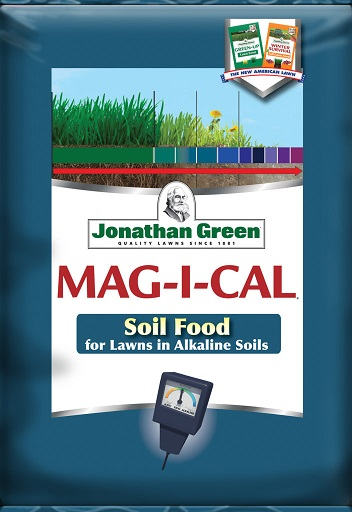 MAG-I-CAL® | Lawns in Alkaline Soil