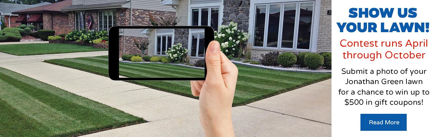 Jonathan Green | Grass Seed, Fertilizer & Organic Lawn Care