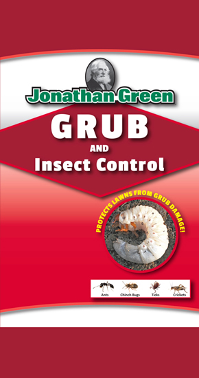 Grub Control & Insect Control