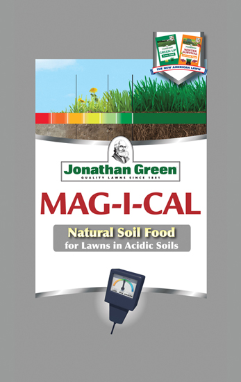 MAG-I-CAL® | Lawns in Acidic Soil