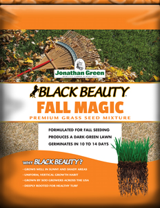 Black Beauty® Fall Magic™ Grass Seed