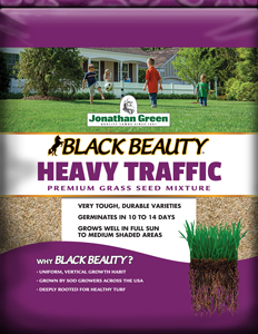 Black Beauty® Heavy Traffic™
