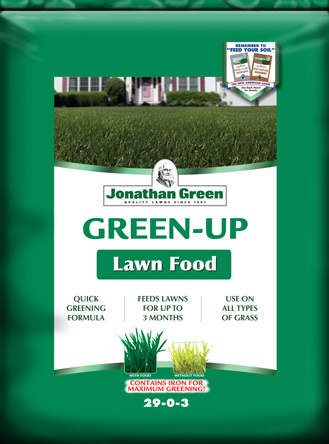 Green-Up Lawn Food 29-0-3