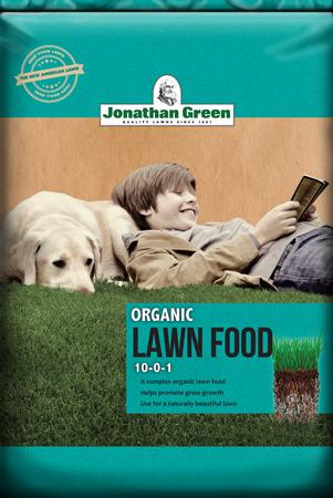 Organic Lawn Food 10-0-1