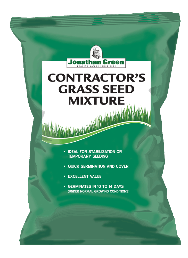 Contractor S Grass Seed Jonathan Green
