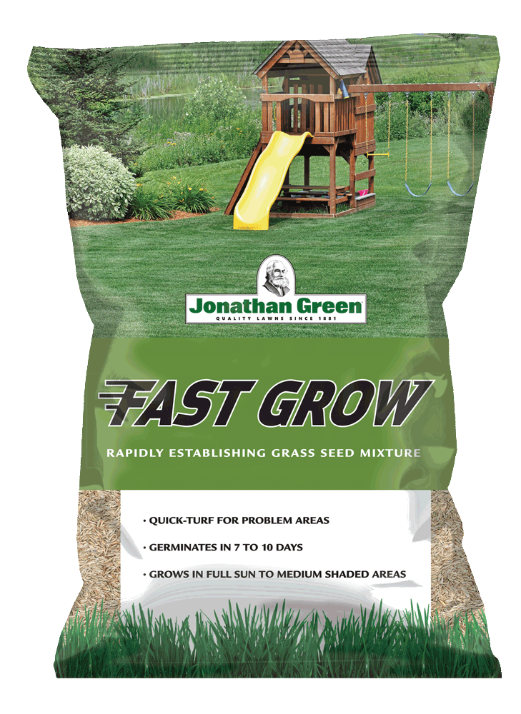 Fast Grow Grass Seed Jonathan Green