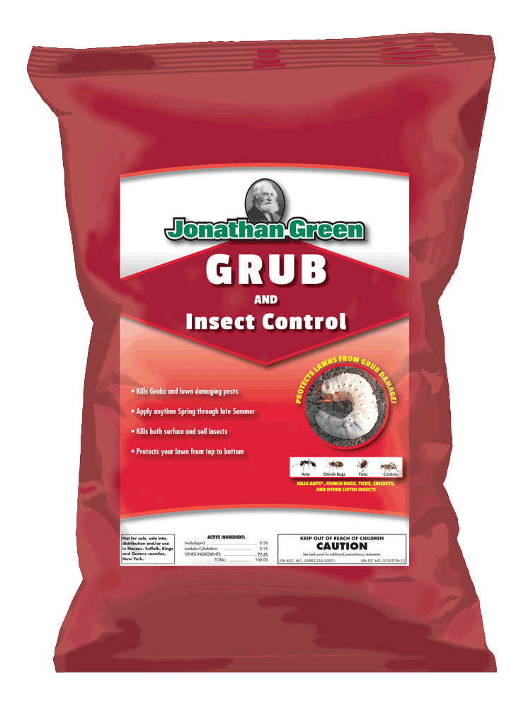Grub-and-Insect-Control
