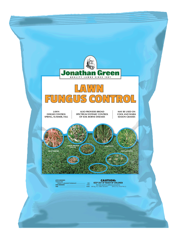 Lawn Fungus Control Jonathan Green