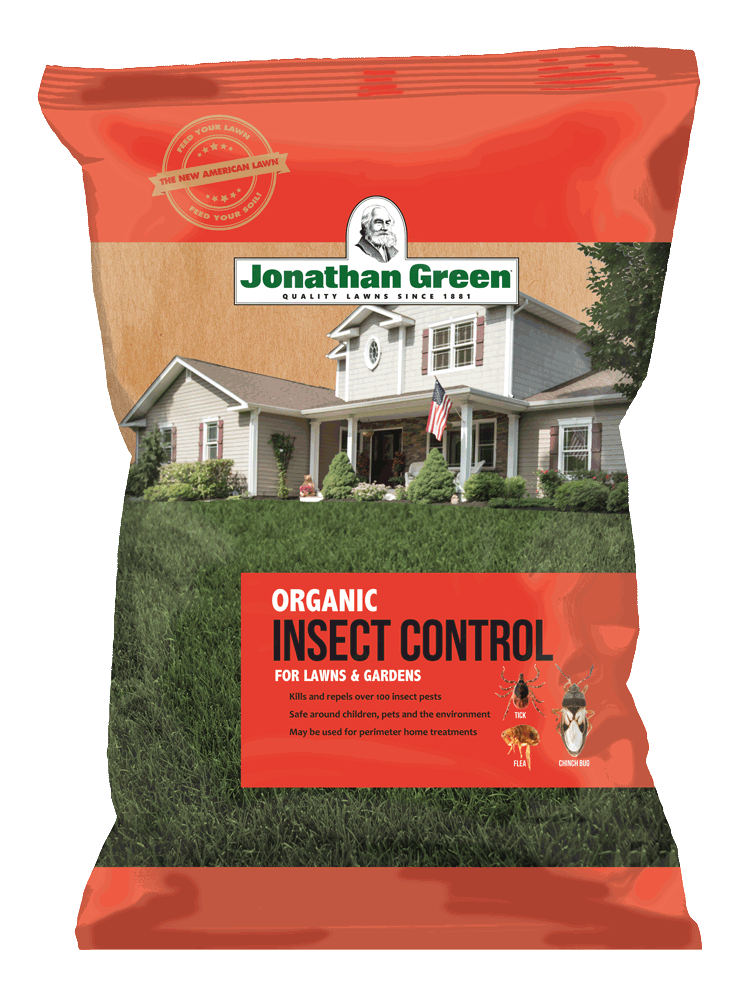 Organic Insect Control Jonathan Green
