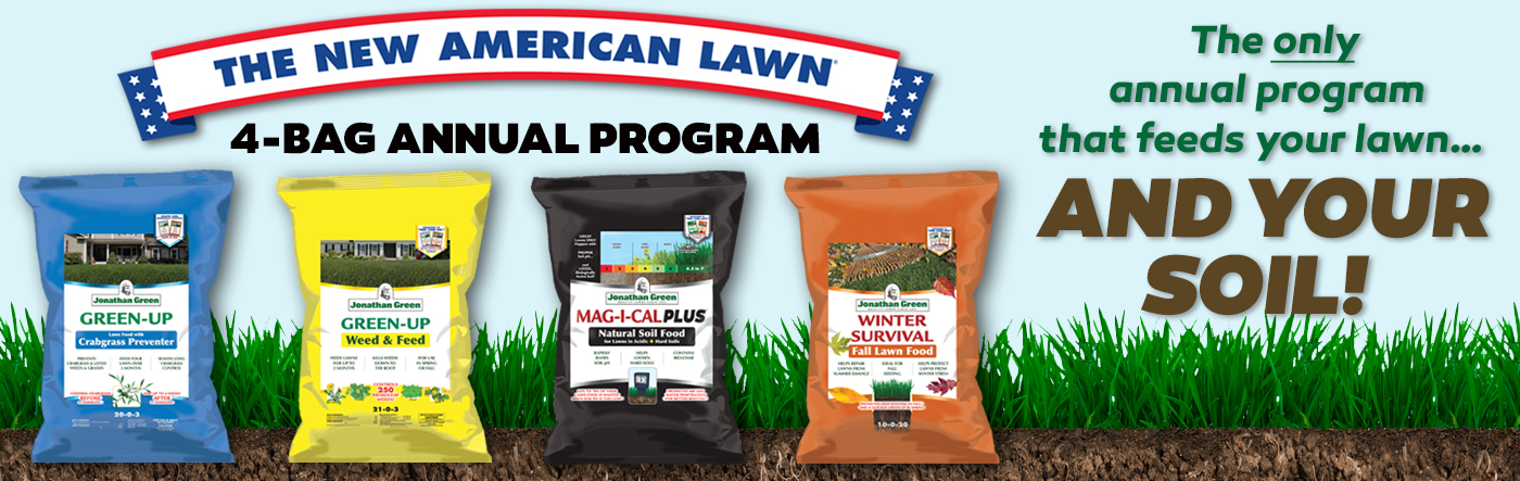 Jonathan Green Gr Seed Fertilizer Organic Lawn Care