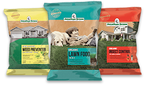 Organic Lawn Products