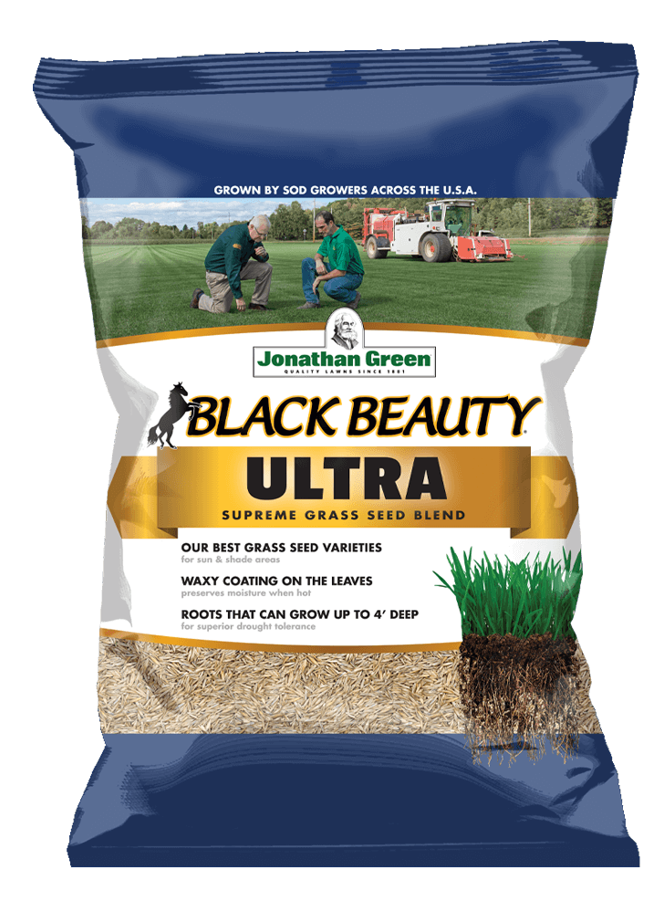 Front_of_Black_Beauty_Ultra_Grass_Seed_Bag